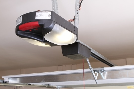 Select the best garage door opener for your garage for Noisy garage door opener motor